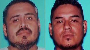 Israel Delatorre, left, and Daniel Melendrez are seen in undated photo released Feb. 11, 2020, by the San Bernardino Police Department.