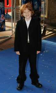 """Actor Raphael Coleman arrives at the premiere of """"Nanny McPhee"""" in London on Oct. 9, 2005. (Credit: Gareth Cattermole/Getty Images)"""