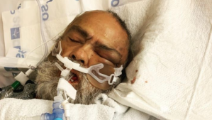 Francisco Sanchez-Reyes is shown in a photo released on a GoFundMe page on Feb. 10, 2020.